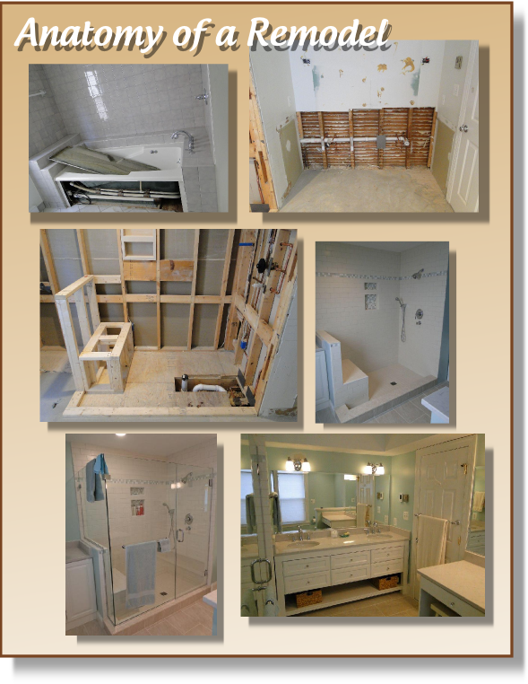 Anatomy of Baltimore County Bathroom Remodeling
