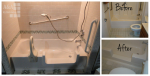 A&A Refinishing is your premier provider of all products and installations for bathroom safety.  From walk-in tubs and showers to ramps and accessories for handicapped bathrooms, A&A is the expert on safe bathrooms!